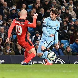 Man City v Leicester   Premier League   4 March 2015