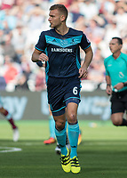 Football - 2016 / 2017 Premier League - West Ham United vs. Middesborough <br /> <br /> Ben Gibson of Middlesborough at The London Stadium.<br /> <br /> COLORSPORT/DANIEL BEARHAM