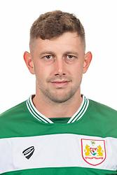 Frank Fielding of Bristol City - Ryan Hiscott/JMP - 26/07/2018 - FOOTBALL - Ashton Gate - Bristol, England - Bristol City Media Day