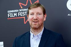 Benjamin Turner(Director) attends the World Premiere of White Island during the 2016 Edinburgh International Film Festival, UK  at Cineworld, Edinburgh, 23rd June 2016, (c) Brian Anderson | Edinburgh Elite media