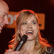 NLD/Amsterdam/20150203 - Uitreiking 100% NL Awards 2015, Ilse de Lange
