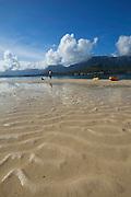 Sandbar, Kaneohe Bay, Kaneohe, Oahu, Hawaii