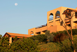 ITALY SARDINIA CHIA 28SEP07 - Luxury villas stand on the hillside near Domus de Maria, southern Sardinia. <br /> <br /> jre/Photo by Jiri Rezac<br /> <br /> &copy; Jiri Rezac 2007<br /> <br /> Contact: +44 (0) 7050 110 417<br /> Mobile:  +44 (0) 7801 337 683<br /> Office:  +44 (0) 20 8968 9635<br /> <br /> Email:   jiri@jirirezac.com<br /> Web:    www.jirirezac.com<br /> <br /> &copy; All images Jiri Rezac 2007 - All rights reserved.