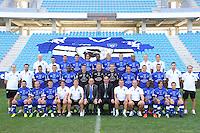 Equipe Bastia - 09.10.2013 - Photo officielle Bastia 2013/2014 - Ligue 1<br /> Photo : Icon Sport