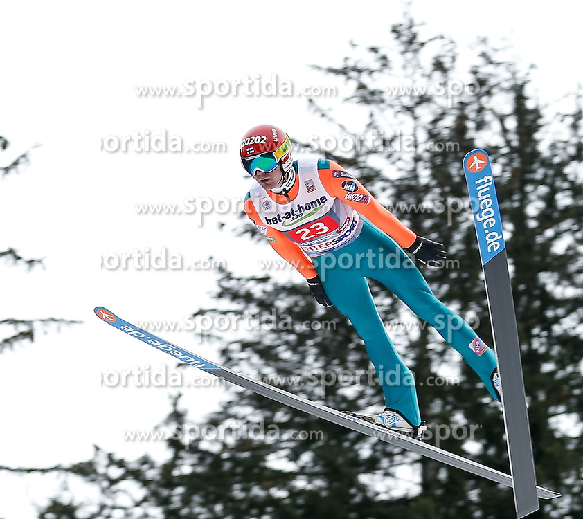 04.01.2014, Bergisel Schanze, Innsbruck, AUT, FIS Ski Sprung Weltcup, 62. Vierschanzentournee, Probesprung, im Bild Anssi Koivuranta (FIN) // Anssi Koivuranta of Finland during Trial Jump of 62nd Four Hills Tournament of FIS Ski Jumping World Cup at the Bergisel Schanze, Innsbruck, Austria on 2014/01/04. EXPA Pictures © 2014, PhotoCredit: EXPA/ Peter Rinderer