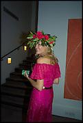 HOLLY DUNLOP, Sotheby's Frieze week party. New Bond St. London. 15 October 2014.