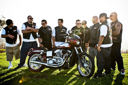 List of Synonyms and Antonyms of the Word: hells angels california