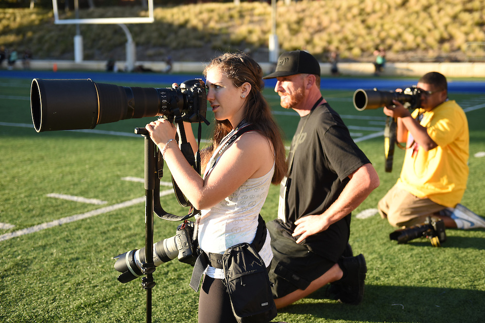 10/9/146:59:19 PM --- SSAXI 2014 ---<br /> Photo by Christy Radecic / SSA Behind the Scenes with the cast and crew of Sports Shooter Academy.