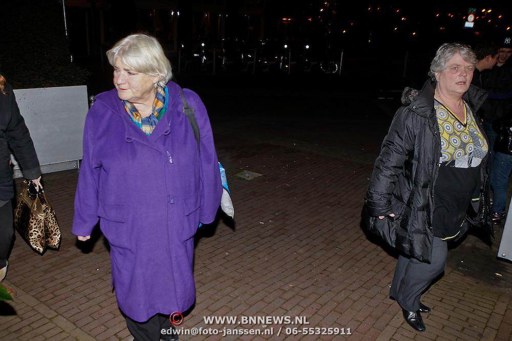 NLD/Zaandam/20101122 - Premiere Volendam de Musical, Nelly Frijda