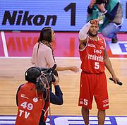 DESCRIZIONE : Biella Beko All Star Game 2012-13<br /> GIOCATORE : Dominic James<br /> CATEGORIA : Schiacciata Gara della Schiacciate<br /> SQUADRA : All Star Team (Trenkwalder)<br /> EVENTO : All Star Game 2012-13<br /> GARA : Italia All Star Team<br /> DATA : 16/12/2012 <br /> SPORT : Pallacanestro<br /> AUTORE : Agenzia Ciamillo-Castoria/A.Giberti<br /> Galleria : FIP Nazionali 2012<br /> Fotonotizia : Biella Beko All Star Game 2012-13<br /> Predefinita :