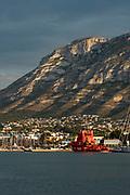 Denia port, Alicante, Spain