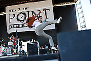 Story Of The Year perform at Pointfest 26 at Verizon Wireless Amphitheater in St. Louis on June 6, 2010