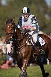 Murray Imogen (GBR) - Ivar Gooden<br /> Cross country 7 years old horses<br /> Mondial du Lion - Le Lion d'Angers 2014<br /> © Dirk Caremans<br /> 18/10/14