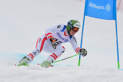 SALCHER Markus LW9-1 AUT at 2018 World Para Alpine Skiing Cup, Kranjska Gora, Slovenia