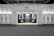 Opening Day of the Watches and Wonders 2014 exhibition in Hong Kong.