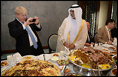 Boris Johnson Middle East 2013