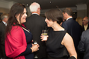 CLARA GOVIER; SIAN COOK, An evening of entertainment at St James Court in support of the redevelopment of St Fagans National History Museum. In the spirit of the court of Llywelyn the Great . St. James Court Hotel. London. 17 September 2015<br />  <br /> Noson o adloniant yn St James Court i gefnogi ail-ddatblygiad Sain Ffagan Amgueddfa Werin Cymru