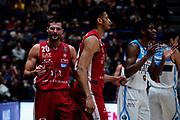 Cinciarini Andrea <br /> A X Armani Exchange Olimpia Milano - Vanoli Cremona <br /> Basket Serie A LBA 2019/2020<br /> Milano 09 February 2020<br /> Foto Mattia Ozbot / Ciamillo-Castoria