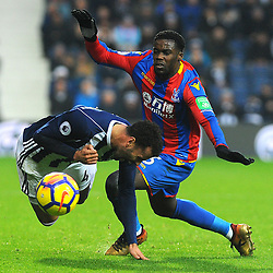 West Bromich Albion v Crystal Palace