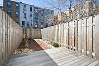 Garden at 238 West 123rd St