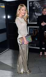 Mollie King attends 'The Director: An Evolution In Three Acts' UK film premiere, a documentary about Frida Giannini, who joined the house of Gucci as Head of Women's Accessories in 2004 at Curzon Mayfair, London, United Kingdom. Tuesday, 8th April 2014. Picture by Nils Jorgensen / i-Images