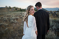 Jackson Hole wedding — Amanda Hoyt & Jason Steiert