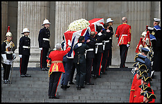 APR 17 2013 Lady Thatcher Funeral