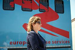 European Horse Services, Worldwide horse transportation by air <br /> Meetkerke 2014<br /> © Dirk Caremans