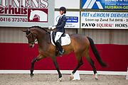 Danielle Houtvast - Heavenly Sent TCS<br /> Horsefood Dressuur Talent 2017<br /> © DigiShots - Robin Artz