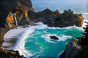 Julia Pfieffer Burns State Park Big Sur California