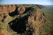 "Purnululu National Park or Bungle Bungles in Western Australia is a UNESCO World Heritage site. The ""beehives"" area is the most famous part of this huge National Park which can be seen from above by helicopter."