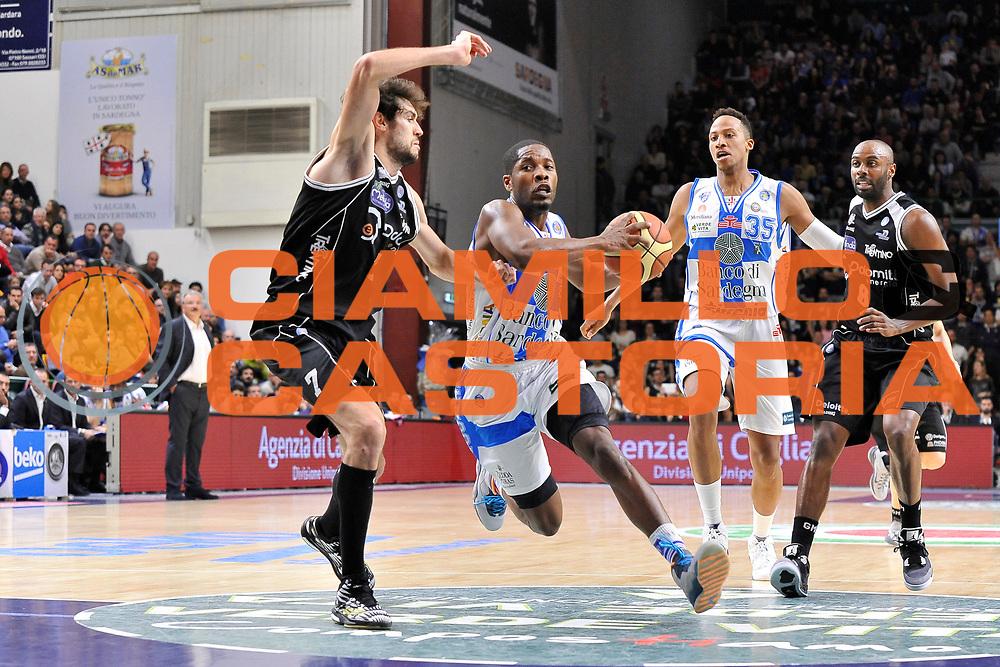 DESCRIZIONE : Campionato 2014/15 Serie A Beko Dinamo Banco di Sardegna Sassari - Dolomiti Energia Trento<br /> GIOCATORE : Jerome Dyson<br /> CATEGORIA : Palleggio Penetrazione<br /> SQUADRA : Dinamo Banco di Sardegna Sassari<br /> EVENTO : LegaBasket Serie A Beko 2014/2015 <br /> GARA : Dinamo Banco di Sardegna Sassari - Dolomiti Energia Trento<br /> DATA : 22/03/2015 <br /> SPORT : Pallacanestro <br /> AUTORE : Agenzia Ciamillo-Castoria/C.Atzori <br /> Galleria : LegaBasket Serie A Beko 2014/2015Predefinita :