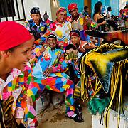 DANCING DEVILS OF NAIGUATA - VENEZUELA / DIABLOS DANZANTES DE NAIGUATA - VENEZUELA