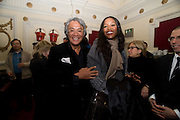 DAVID TANG; NAOMI CAMPBELL, David Tang and Nick Broomfield host  a reception and screening of Ghosts. On the Fifth anniversary of the Morecambe Bay Tragedy to  benefit the Morecambe Bay Children's Fund. The Electric Cinema. Portobello Rd. London W11. 5 February 2009 *** Local Caption *** -DO NOT ARCHIVE -Copyright Photograph by Dafydd Jones. 248 Clapham Rd. London SW9 0PZ. Tel 0207 820 0771. www.dafjones.com<br /> DAVID TANG; NAOMI CAMPBELL, David Tang and Nick Broomfield host  a reception and screening of Ghosts. On the Fifth anniversary of the Morecambe Bay Tragedy to  benefit the Morecambe Bay Children's Fund. The Electric Cinema. Portobello Rd. London W11. 5 February 2009