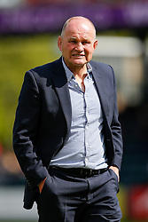Bristol Rugby Director of Rugby Andy Robinson looks on - Photo mandatory by-line: Rogan Thomson/JMP - 07966 386802 - 25/04/2015 - SPORT - Rugby Union - Worcester, England - Sixways Stadium - Worcester Warriors v Bristol Rugby - Greene King IPA Championship.