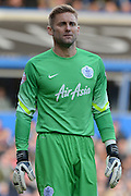 Queens Park Rangers goalkeeper Robert Green during the Sky Bet Championship match between Birmingham City and Queens Park Rangers at St Andrews, Birmingham, England on 17 October 2015. Photo by Alan Franklin.