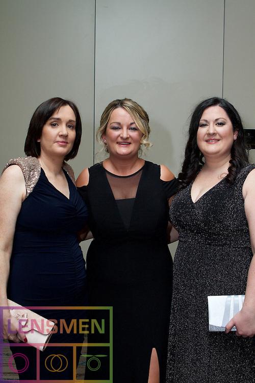 Eilis Loughrey, Gleneagle Hotel Group, Killarney, Sinead McCarthy, The Brehon, Killarney and Elaine Dempsey, The Maritime, Bantry.