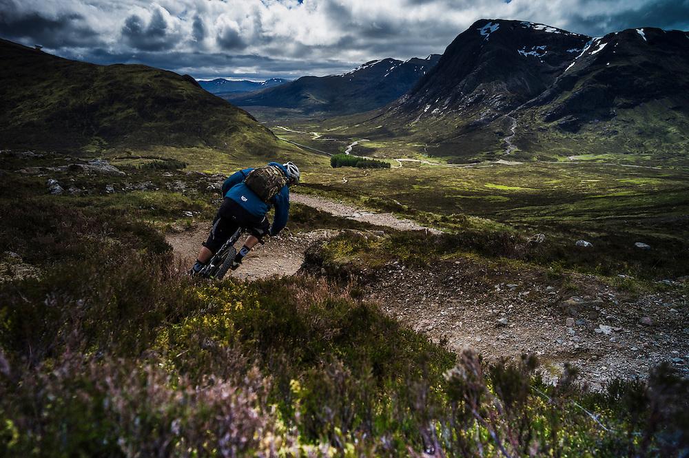 Fraser McNeil, Glencoe, Scotland.