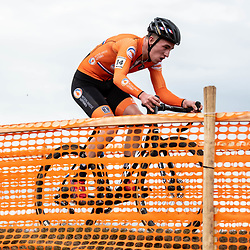 20190201: UCI CX Worlds : Dübendorf: Ryan Kamp on his way to victory