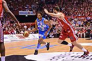 DESCRIZIONE : Milano Lega A 2014-15 EA7 Milano Banco di Sardegna Sassari<br /> GIOCATORE : Brooks Jeff<br /> CATEGORIA : Palleggio Penetrazione<br /> SQUADRA : Banco di Sardegna Sassari<br /> EVENTO : PlayOff semifinale Gara 1 Lega A 2014-2015 <br /> GARA : EA7 Milano Banco di Sardegna Sassari<br /> DATA : 29/05/2015<br /> SPORT : Pallacanestro<br /> AUTORE : Agenzia Ciamillo-Castoria/M.Ozbot<br /> Galleria : Lega Basket A 2014-2015 <br /> Fotonotizia: Milano Lega A 2014-15 EA7 Milano Banco di Sardegna Sassari