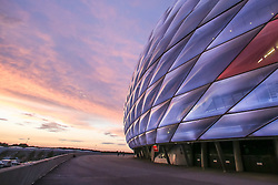 04.08.2015, Allianz Arena, Muenchen, GER, AUDI CUP, Real Madrid vs Tottenham Hotspur, im Bild Bayern Muenchen vs AC Mailand, Fussball, Audi Cup, 04.08.2015, Foto: Joerg Schueler/Eibner // during the 2015 AUDI Cup Match between Real Madrid CF and Tottenham Hotspur at the Allianz Arena in Muenchen, Germany on 2015/08/04. EXPA Pictures © 2015, PhotoCredit: EXPA/ Eibner-Pressefoto/ Schüler<br /> <br /> *****ATTENTION - OUT of GER*****