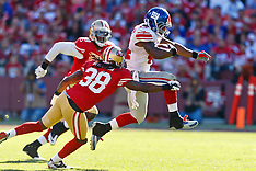 20121014 - New York Giants at San Francisco 49ers (NFL Football)