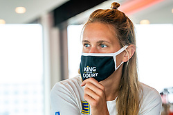 Margareta Kozuch GER during press conference King of the Court Utrecht on 9 september 2020 in Utrecht.