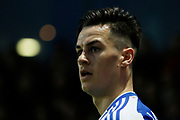 Ipswich Town striker Tom Lawrence (27) during the EFL Sky Bet Championship match between Burton Albion and Ipswich Town at the Pirelli Stadium, Burton upon Trent, England on 14 April 2017. Photo by Richard Holmes.