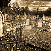 This cemetery is located in the historic residential part of Folsom, CA. it provides for great photographic opportunities.