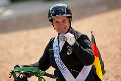dr. Angelika Trabert,GER,  <br /> World Equestrian Games - Tryon 2018<br /> © Hippo Foto - Sharon Vandeput<br /> 21/09/2018
