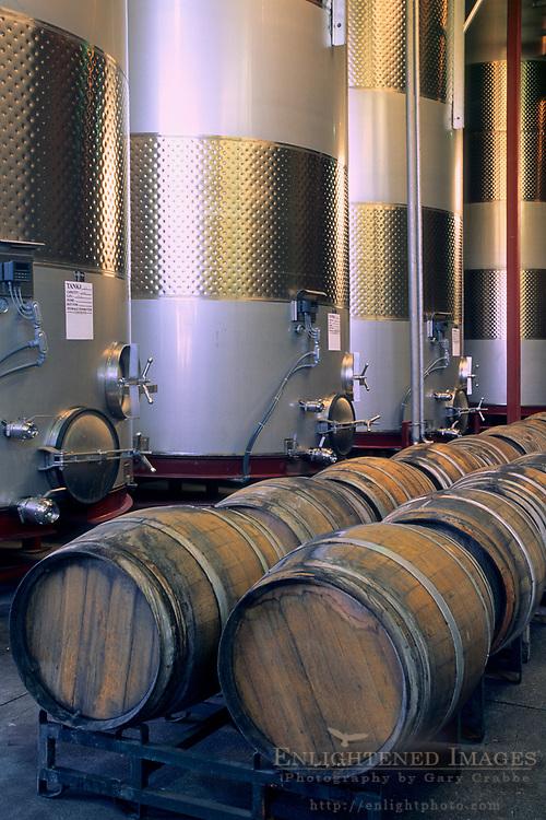 """Wine Cave"" at Ironstone Vineyards, near Murphys, Calaveras County, California"