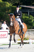 Anne Sophie Federspiel - Magic Tec<br /> FEI European Dressage Championships for Young Riders and Juniors 2013<br /> © DigiShots