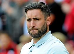 Bristol City head coach Lee Johnson looks on - Mandatory by-line: Nizaam Jones/JMP- 18/08/2018 - FOOTBALL - Ashton Gate Stadium - Bristol, England - Bristol City v Middlesbrough - Sky Bet Championship