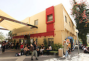 Israel, Tel Aviv, Campus of The Kibbutzim College of Education